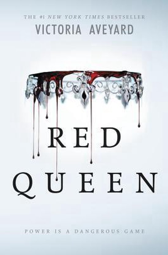 Boek cover Red Queen van Victoria Aveyard (Hardcover)