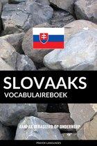 Slovaaks vocabulaireboek: Aanpak Gebaseerd Op Onderwerp