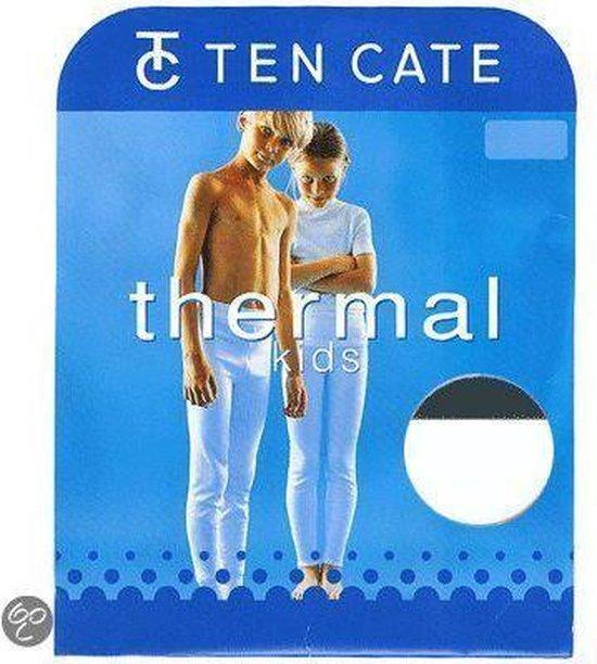 Thermo ondergoed broek lang 116-122 Wit