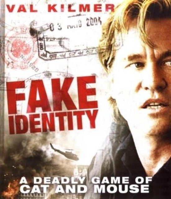 Cover van de film 'Fake Identity'