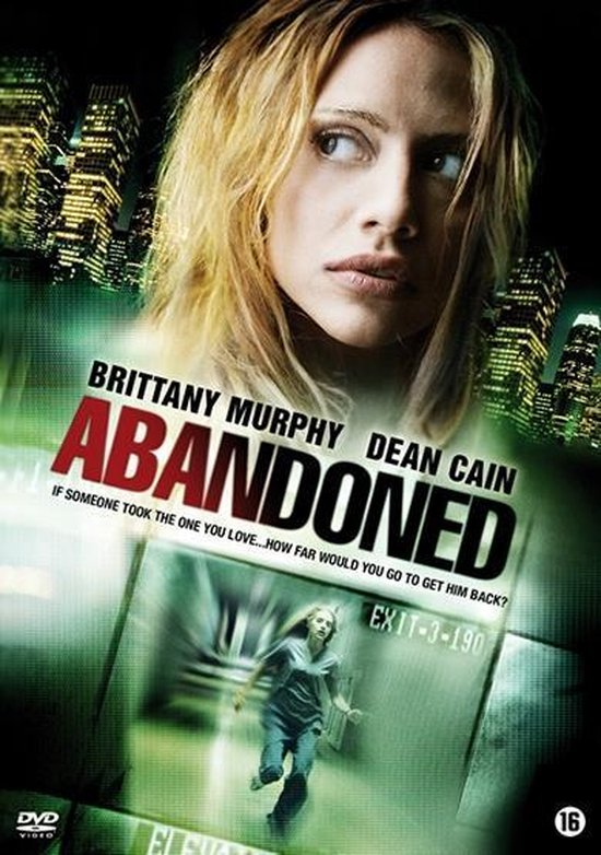 Cover van de film 'Abandoned'