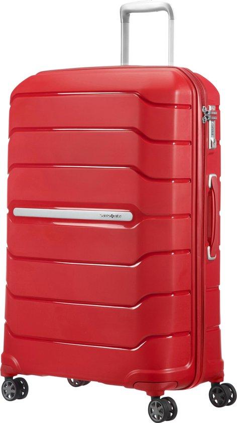 Samsonite Flux Spinner Reiskoffer 75 cm - Red