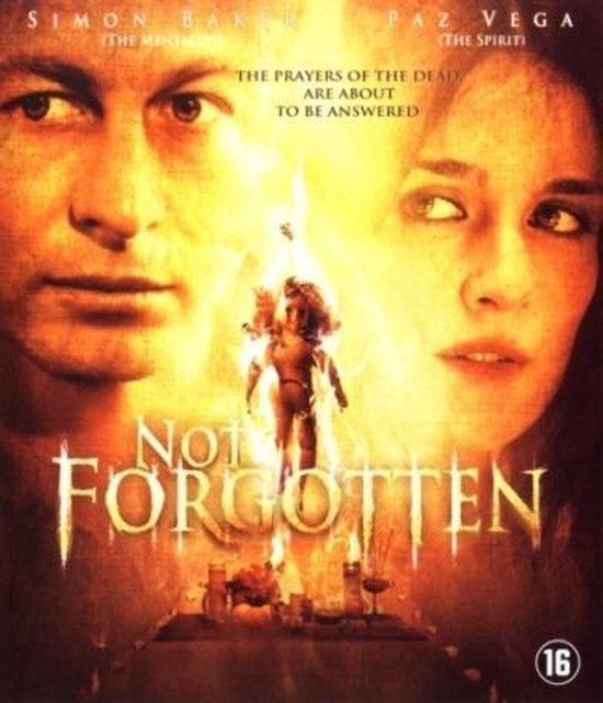 Cover van de film 'Not Forgotten'