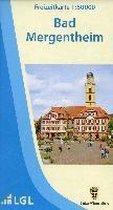 Freizeitkarte Bad Mergentheim 1 : 50 000