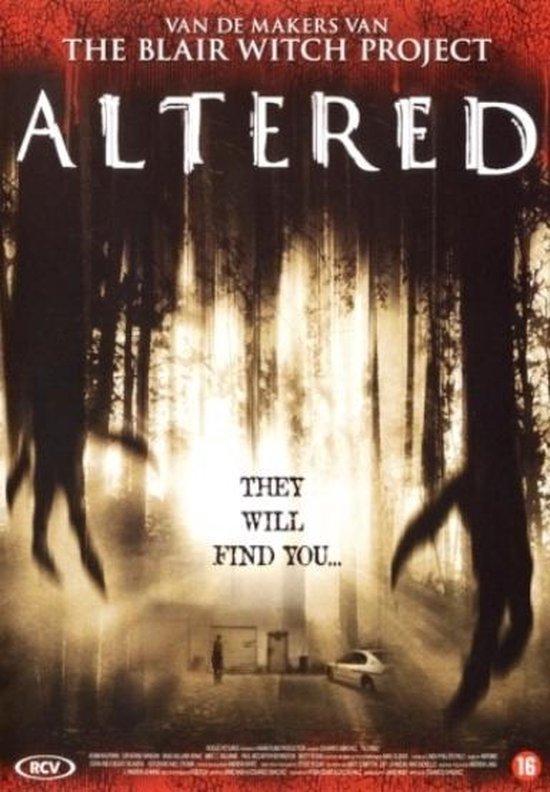 Cover van de film 'Altered'