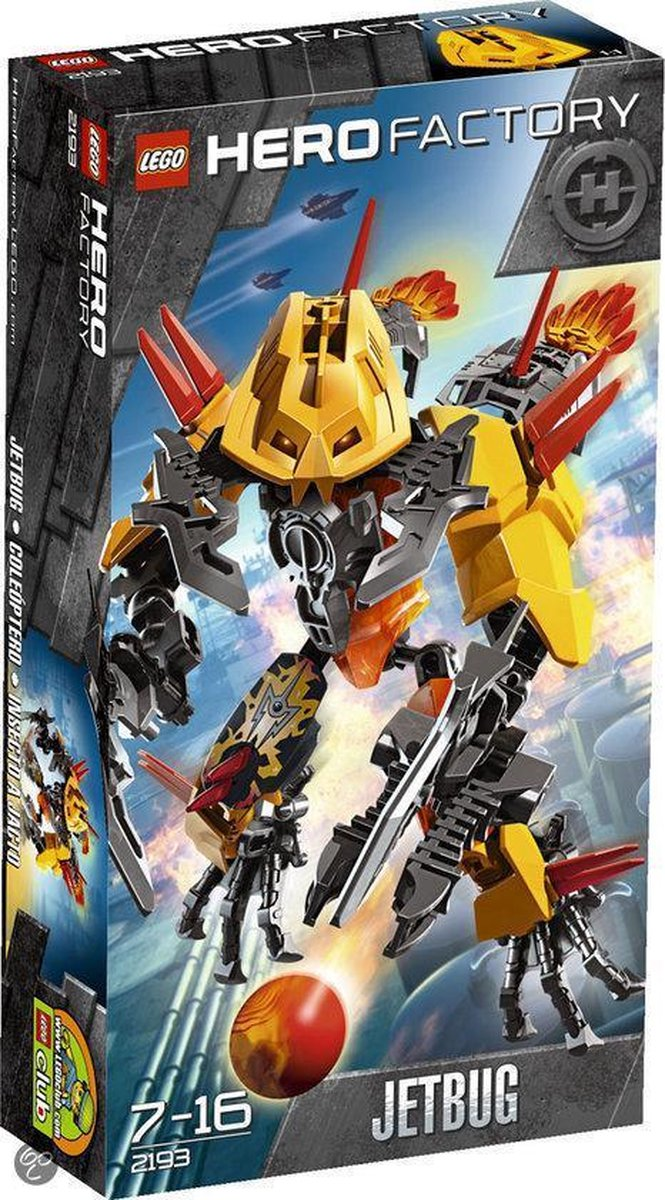 LEGO Hero Factory Jetbug - 2193