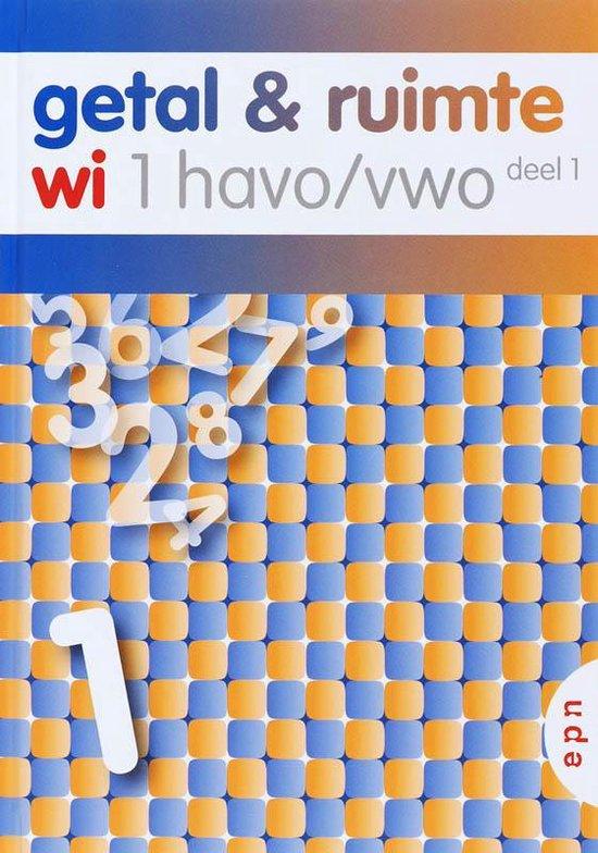 Getal en Ruimte / 1 Havo/vwo - L.A. Reichard | Fthsonline.com