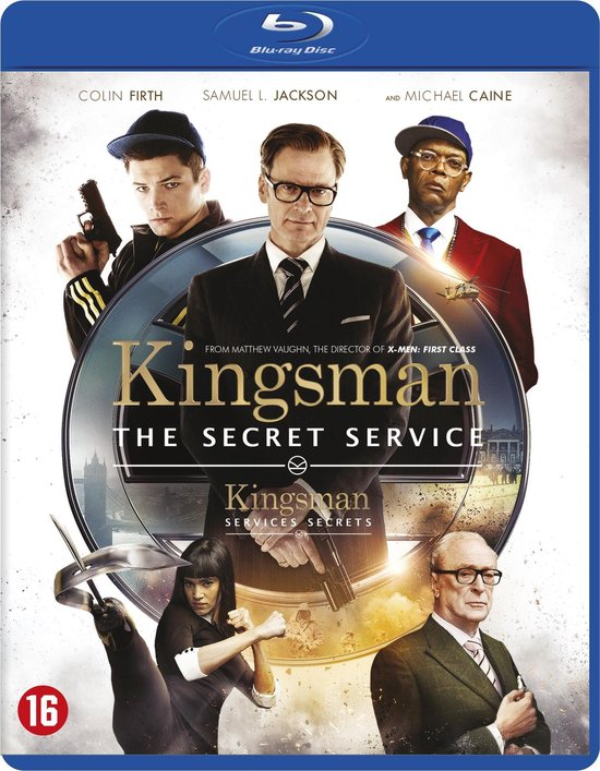 Kingsman: The Secret Service (Blu-ray)