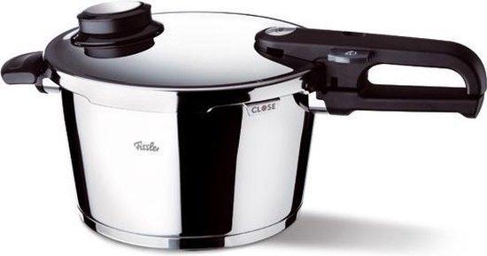 Fissler Vitavit Premium Snelkookpan Met Inzet - 6L