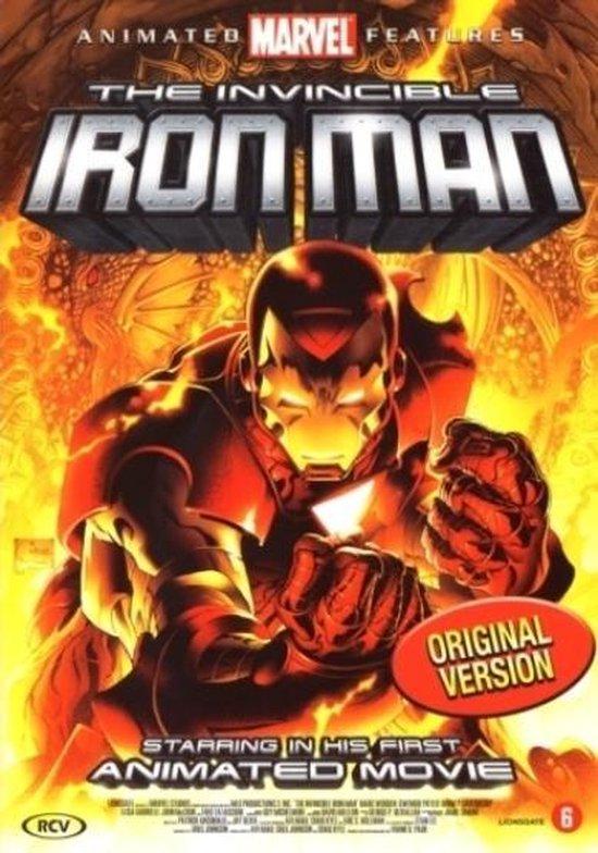 Cover van de film 'Iron Man'