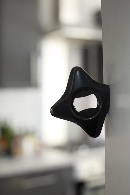 ThumbsUp! Ninja - Flesopener - Zwart