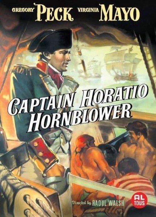 Cover van de film 'Captain Horatio Hornblower'