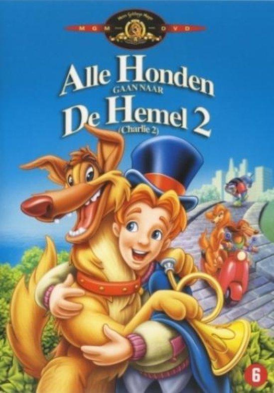Cover van de film 'All Dogs Go To Heaven 2'