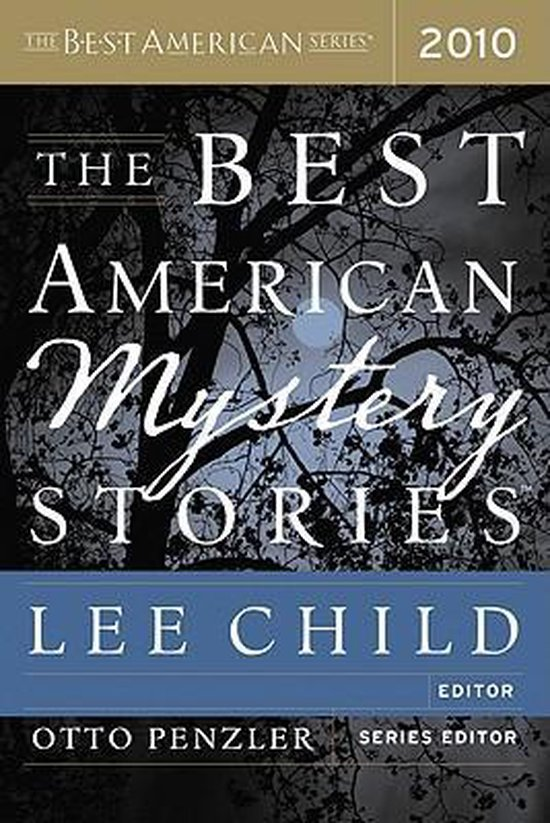 Omslag van The Best American Mystery Stories