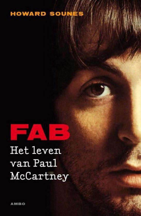 FAB! Het leven van Paul McCartney - Howard Sounes |