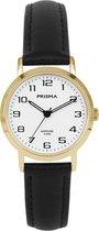 Prisma Horloge P.1749 Dames Edelstaal IPG met Saffierglas