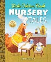 Little Golden Book Nursery Tales