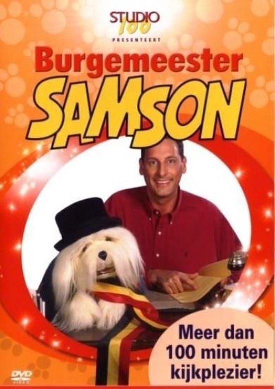 Cover van de film 'Burgemeester Samson'
