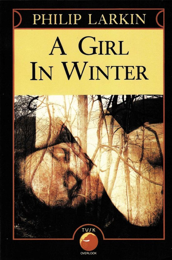 Boek cover A Girl in Winter van Philip Larkin (Onbekend)