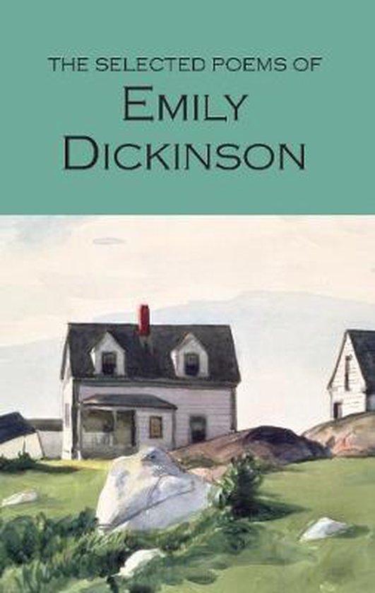 Boek cover The Selected Poems of Emily Dickinson van Emily Dickinson (Paperback)