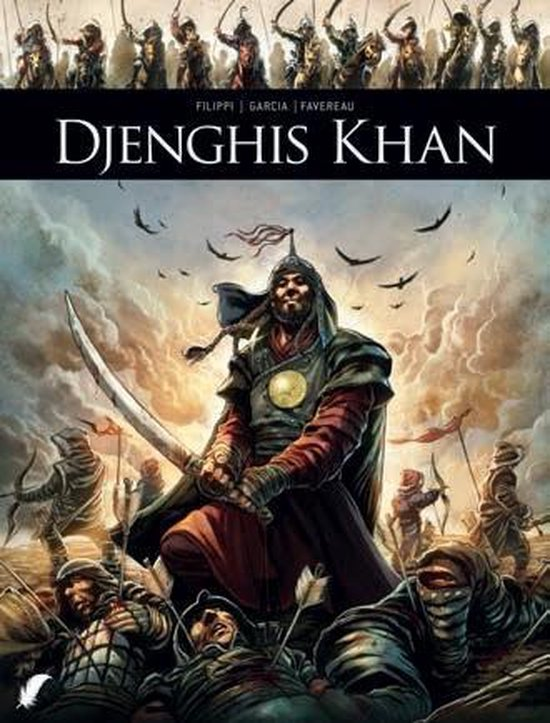 Djenghis khan Hc01. djenghis khan - Filippi  
