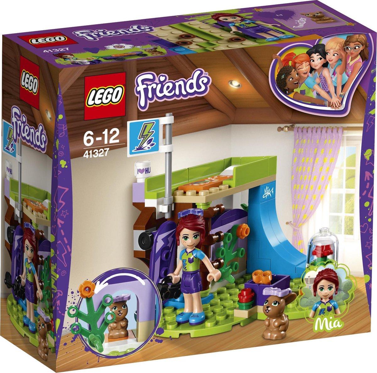 LEGO Friends 41327 Mia?s slaapkamer