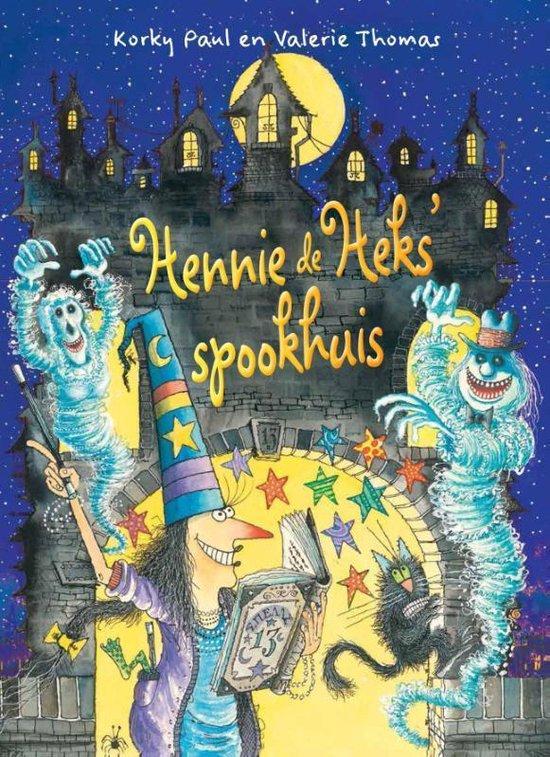 Hennie de Heks - Hennie de Heks' spookhuis - Korky Paul |
