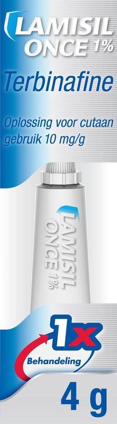 Lamisil Once Crème 1% - Voetschimmelbehandeling