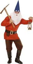 Oranje kabouter kostuum voor volwassenen - Volwassenen kostuums