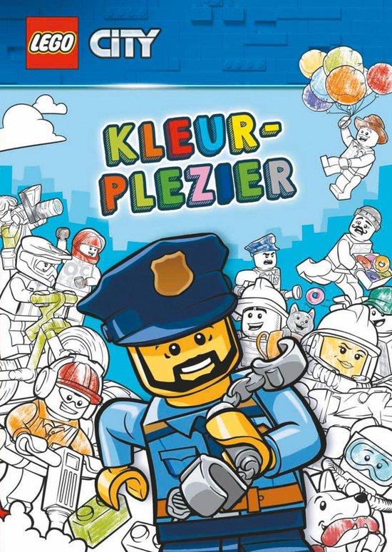Lego City - Kleurplezier - Onbekend pdf epub