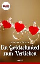 Omslag Ein Goldschmied zum Verlieben (Kurzgeschichte, Liebe)