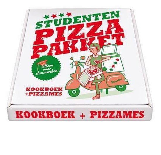 Studenten pizza pakket (met pizzames)