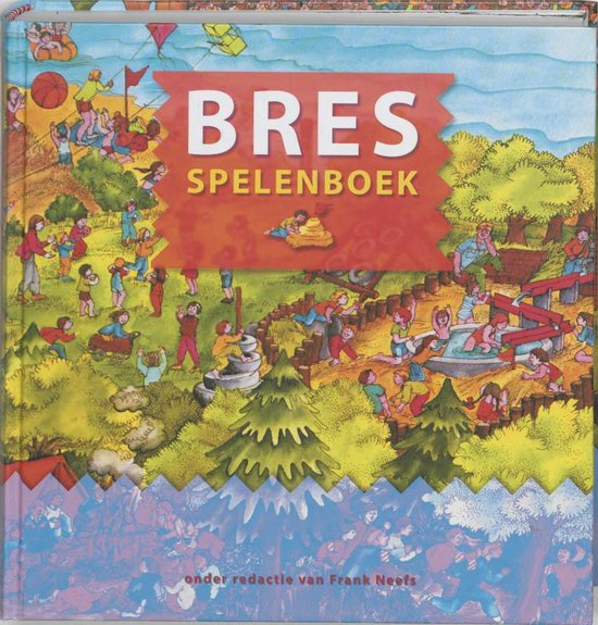 Bres Spelenboek - Bres |