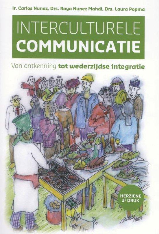 Boek cover Interculturele communicatie van Carlos Nunez (Paperback)