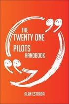 Boekomslag van 'The Twenty One Pilots Handbook - Everything You Need To Know About Twenty One Pilots'