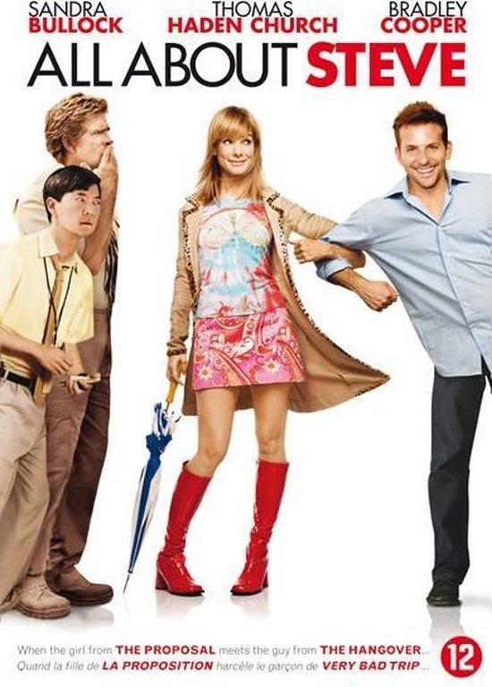 Cover van de film 'All About Steve'