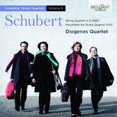 Schubert: Complete String Quartets, Vol. 6