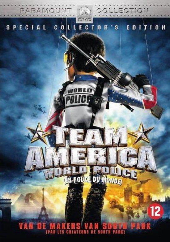 Cover van de film 'Team America World Police'