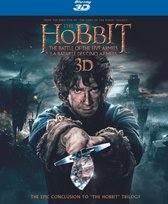 The Hobbit: The Battle of the Five Armies (3D & 2D Blu-ray)