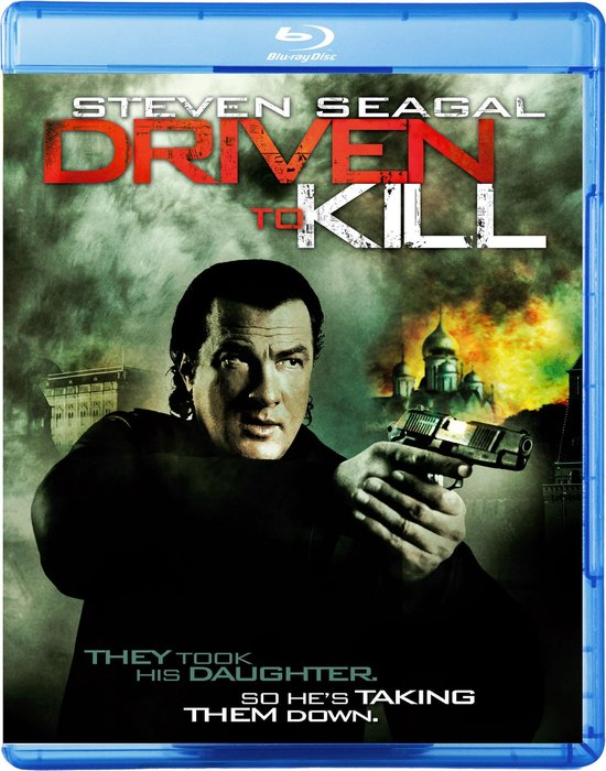 Cover van de film 'Driven To Kill'