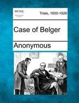 Case of Belger