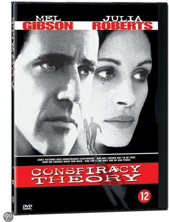 Cover van de film 'Conspiracy Theory'