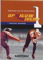 Op nieuw niveau 1 Havo/vwo Basisboek