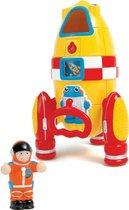 WOW Toys Ronnie Rocket - Ruimte Raket