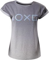 Playstation - Womens Controller Buttons Degraded T-shirt - XS