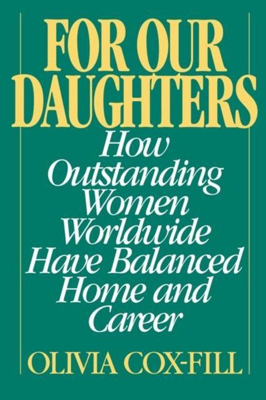 For Our Daughters