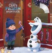 Frozen Olaf's Avontuur - Boek en CD