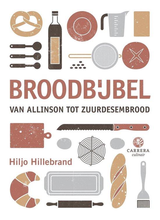 Kookbijbels 6 - Broodbijbel - Hiljo Hillebrand |