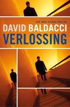 Boek cover Amos Decker - Verlossing van David Baldacci (Paperback)