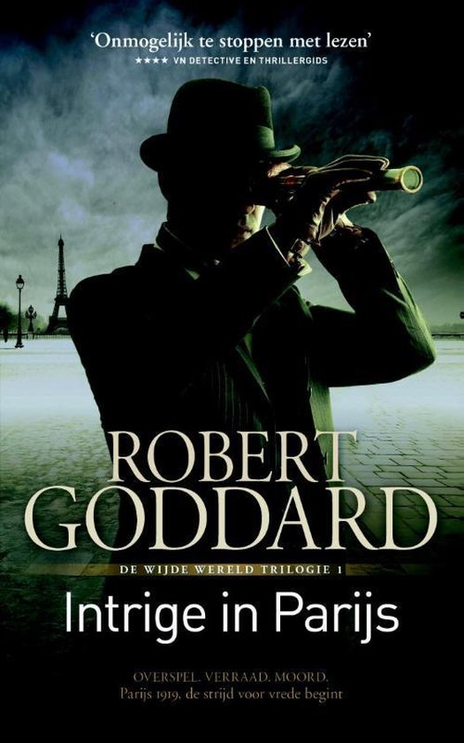 Intrige in Parijs - Robert Goddard | Fthsonline.com